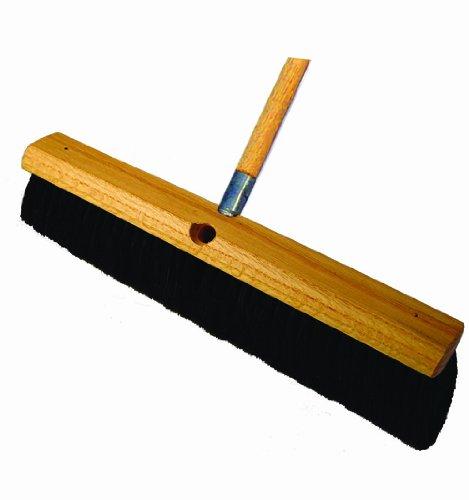 (Magnolia 718 18-Inch Horsehair Line Floor Broom)