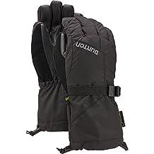 Burton Unisex GORE-TEX Glove (Youth) Medium (8-9 Years), True Black