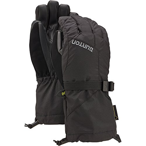 Burton Youth Gore-Tex Gloves, True Black, (Burton Gore Tex Mitt)
