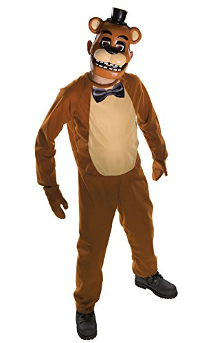 Rubie's Five Nights Child's Value-Priced at Freddy's Freddy Costume, Large