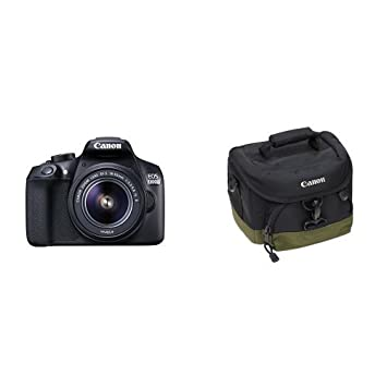 Canon Eos 1300d Dslr Camera With Ef S18 55 Is Ii Amazoncouk