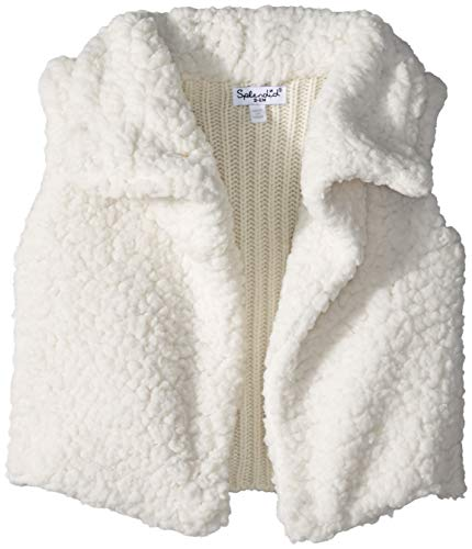 Check expert advices for sherpa vest toddler girl?