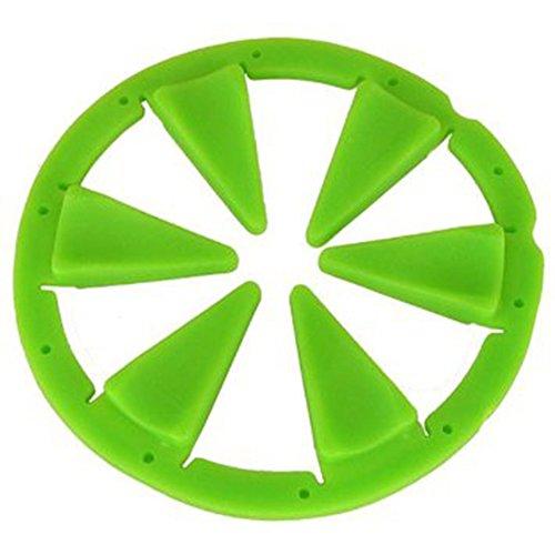 Exalt Dye Rotor Paintball Loader FeedGate - Lime Green