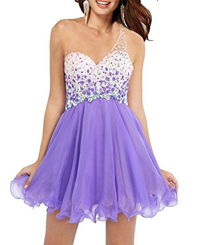 A Kleid Damen Fanciest Linie Lavendel 41THnRqZW