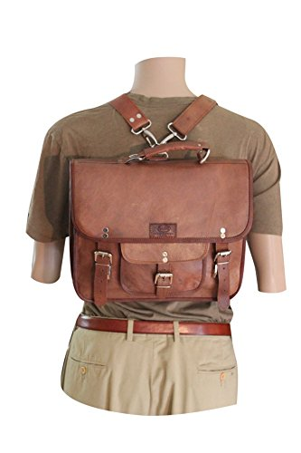 sharo-leather-wide-backpack-with-exchangable-straps-messenger-laptop-bag-leather-brief-bag-3-bags-in