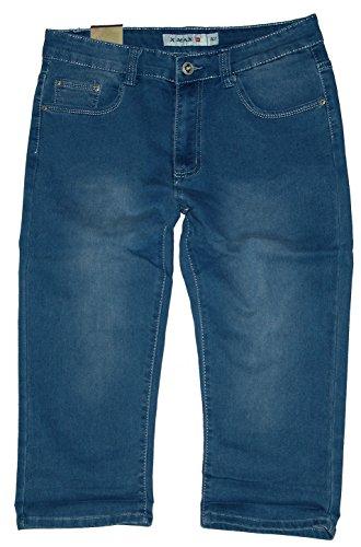max Jeans Used Blau Donna 899 Capri blue Pantalone X TRwfxx