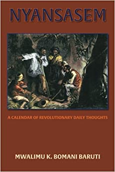 Book Nyansasem: A Calendar of Revolutionary Daily Thoughts