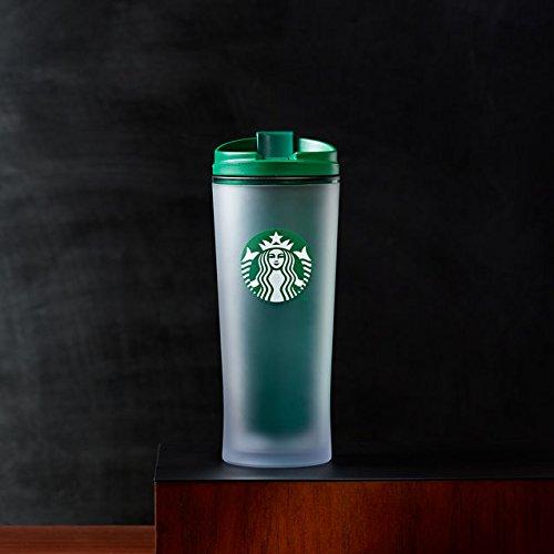 Starbucks Acrylic Frosted Siren Tumbler - Green, 473 ml / 16 fl oz / Travel...