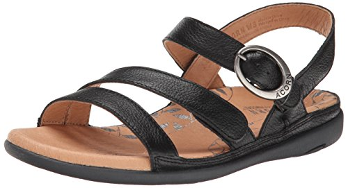 Acorn Prima Sandal Graphite Ankle Dress Women O5SnwrqO