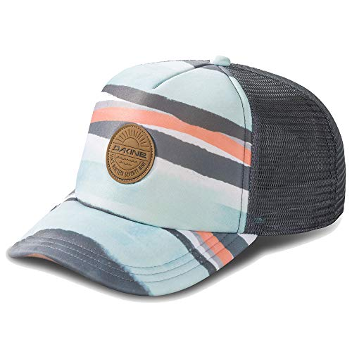 (Dakine Lo' Tide Women's Trucker Hat, Pastel Current)