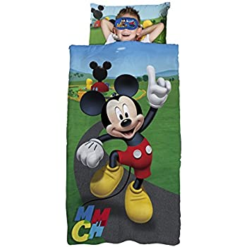 Disney Junior Mickey Mouse Clubhouse 3 Piece Sleepover Set