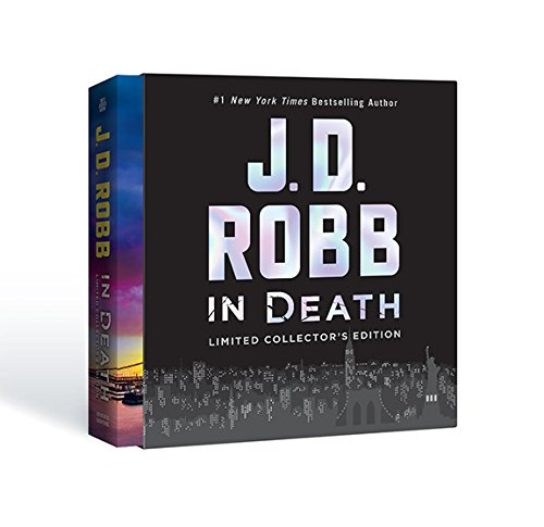 J.D. Robb In Death Limited Collector's Edition, MP3 CD – Audiobook, MP3 Audio, Unabridged