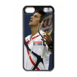 MMZ DIY PHONE CASENovak Djokovic Serbian Flag Superstar Hot Tennis Player Customized Funny Printed Protective for ipod touch 4 Best Durable Hard case, FiveWorldShop