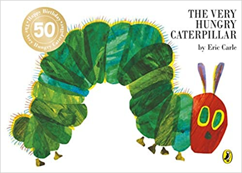 The Hungry Caterpillar – Paperback book