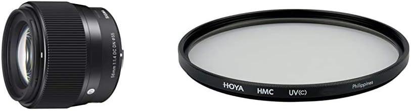 Sigma 56mm F1 4 Dc Dn Contemporary Objektiv Für Sony E Kamera