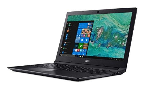 "Acer Aspire 3 | A315-53G-51GB - Ordenador portátil 15.6"" HD LED (Intel Core i5-8250U, 8 GB de RAM, 256 GB SSD, Nvidia MX130 2GB, Windows 10 Home) Negro - Teclado QWERTY Español 7"
