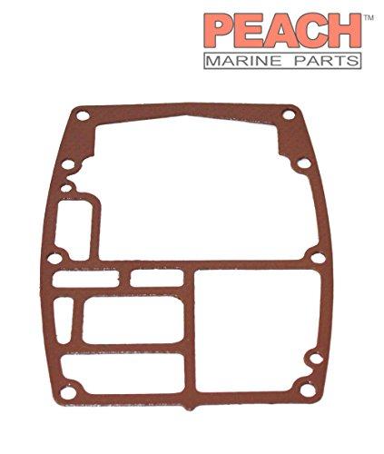 00 Powerhead Gasket - Peach Marine Parts PM-6H3-45113-A0-00 Gasket, Powerhead Base; Replaces Yamaha: 6H3-45113-A0-00, 6H3-45113-00-00, Sierra: 18-99130 Made by Peach Marine Parts