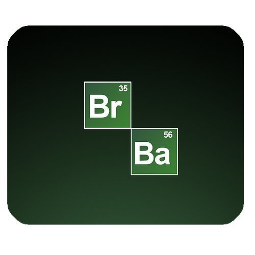 Breaking Bad Customized Rectangle Mouse Pad,Great Gift Mousepad
