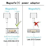 Mac Book Pro Charger, AC 60w Magsafe 1 Power