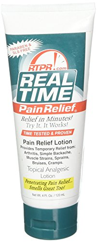 Real Time Pain Relief Cream