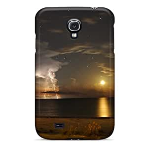 Excellent Design Night Time Phone Case For Galaxy S4 Premium Tpu Case