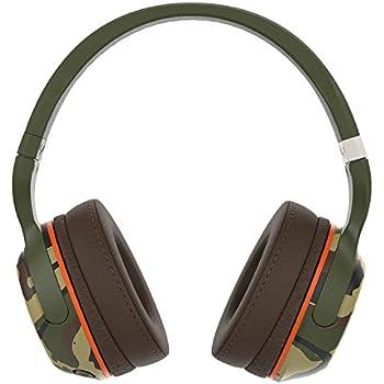 Skullcandy Hesh 2 Bluetooth Wireless Headphones with Mic, Camo