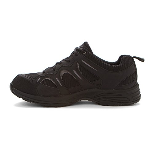 Propet Mens Connelly Walking Shoe Nero