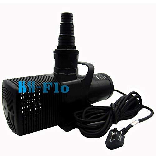 FidgetGear 220V, 6000-10000LPH Adjustable Aquarium Pond Hydroponics Submersible Water Pump 100W-7500LPH B07PJ9C3QC 230W-10000LPH  230W-10000LPH