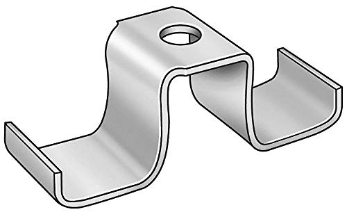 Top Brand F10GSC - Grating Clip Saddle Clip Stl PK100 by Top Brand