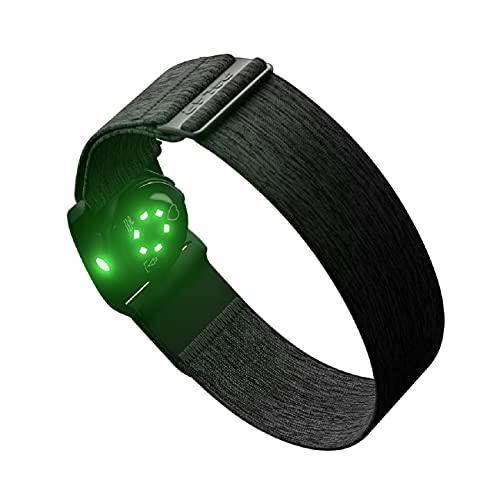 Polar Verity Sense Optische hartslagsensor, geschikt voor sport, ANT+ en 2 bluetooth, eenvoudig, waterdicht, compatibel…