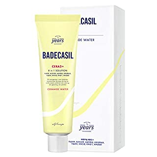 [23 Years Old] Badecasil Cera 3+ Hydration Cream, 50g with Ceramide Water Complex