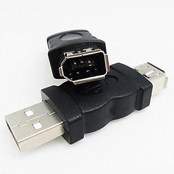 Usb zu FireWire / IEEE-1394-Adapter: Amazon.de: Elektronik
