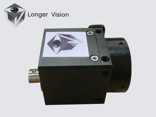 Longer Vision USB3 Vision Industrial Camera Rolling Shutter 14 Mega Pixels RGB C-CS Mount by Longer Vision