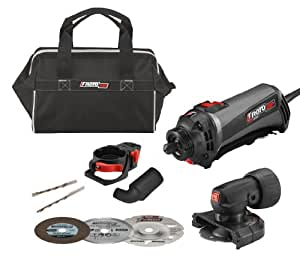 RotoZip SS560VSC-50 120-Volt RotoSaw+ Variable Speed Spiral Saw Kit