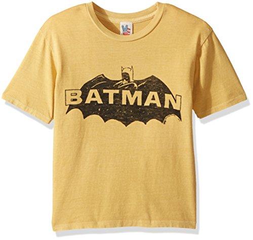 (Junk Food Boys' Batman, Washed Mustard,)
