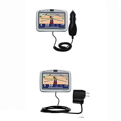 Amazon.com: Gomadic Car and Wall Charger Essential Kit for ...