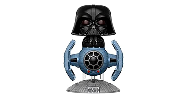 Figura de Vinilo Pop! Star Wars 176 - Darth Vader with Tie Fighter ...