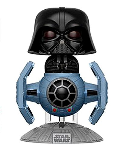 Star Wars Pop! Vinyl Figur 176 Darth Vader mit Tie Fighter (0x6) Merchandise 24/7