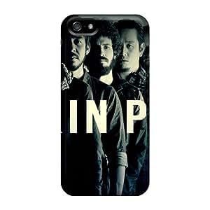 Best Hard Cell-phone Case For Iphone 5/5s (vqC3347htYa) Provide Private Custom Nice Linkin Park Skin