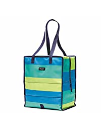 PackIt - Bolsa para alimentos congelable, rayas (Fresh Stripe), Una talla, 1