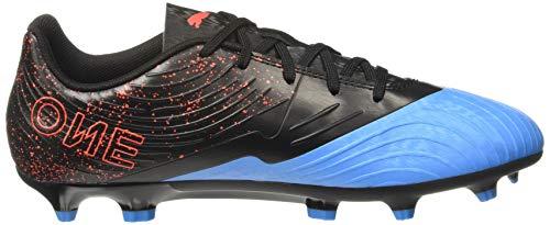 19 De Fg Azul red Azur Zapatillas ag Blast Jr 4 Unisex bleu Black Fútbol  One Puma Niños ... 9e56fffd1823e
