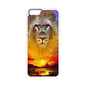 -ChenDong PHONE CASE- For Apple Iphone 6 Plus 5.5 inch screen Cases -Lions & Beast-UNIQUE-DESIGH 8