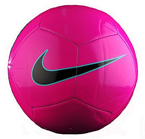Nike Pitch–Balón de fútbol (Fusion Rosa) (5)