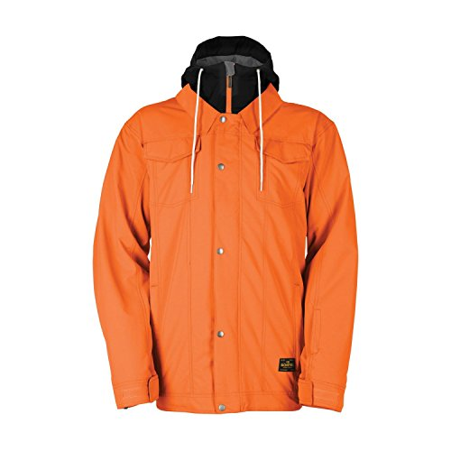 (Bonfire Morris (Sienna Blue) Mens Snowboard Jacket-Small)