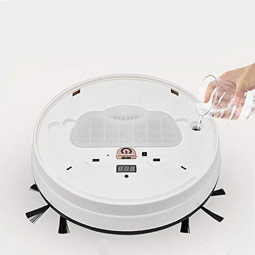 Robot de balayage Réservoir de télécommande entièrement automatique pouvant être réservé Aspirateur ultra-mince intelligent Machine de balayage