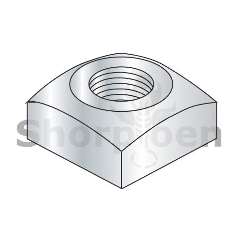 SHORPIOEN Regular Square Nut Zinc 3/4-10 BC-75NQR (Box of 100) by Shorpioen