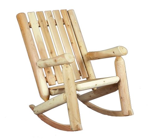 Cedarlooks 010005A High Back Rocking Chair