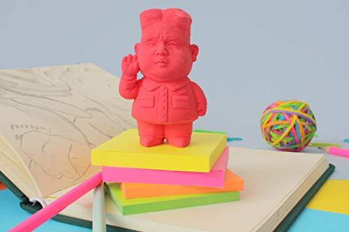 Gift Republic Eraser Dictator - Kim Jong-un North Korean Supreme Leader