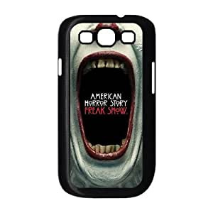 American Horror Story Brand New Cover Case with Hard Shell Protection for Samsung Galaxy S3 I9300 Case lxa#310578