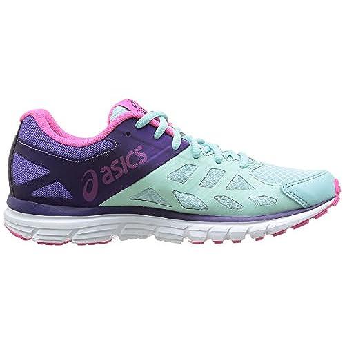 ASICS Gel-Zaraca 3 - Zapatillas de deporte para mujer, color negro, talla 36